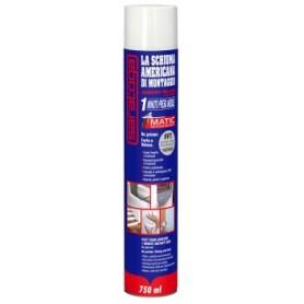 Adhesive American Foam - ml. 750 - saratoga de poliuretano