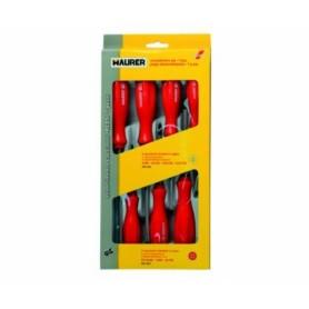 Destornilladores Maurer - Serie de piezas de 7 -