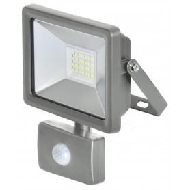 Proyector LED plano - 30w - c / sensor