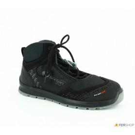 Alta zapatos de auckland - tg.43 - negro