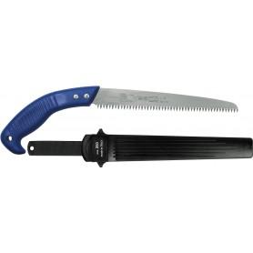 De acero de la cuchilla fija - cm.30 - c/vaina