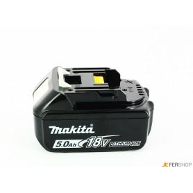 Batería bl1850b makita - 632f15-1 - 18v-5a