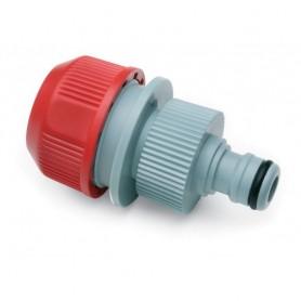 Injerto sirotex - tubo 5/8-3/4 - 2291-hombre c/cadena.