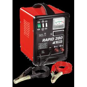 Cargador de batería rápido 380 - 12/24v 230v