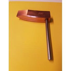 Martillo de cobre - g.350 - mujelli