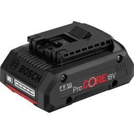 Batería de 18 v-4,0 ah BOSCH - 1600a016gb - x click & go