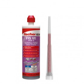 Cartucho fis ve 410 c fischer - ml.400 -