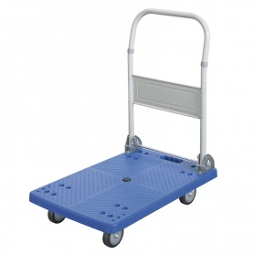 Carro c/plataforma fervi - c150 -