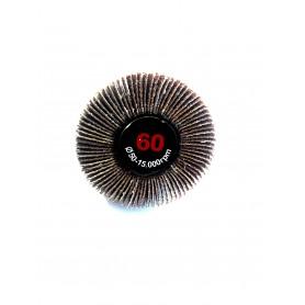 Abrasivos cepillo de láminas - 50x20x6 gr.60 - rlg