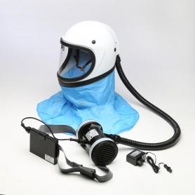 Elettrorespiratore kasco - casco - con filtro a2p3