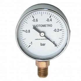 "Medidor de vacío dn63 - 110533 - rad.1/4"" sc.-1/0bar"