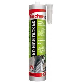 Adhesivo sellador fischer - kd alto tack - blanco