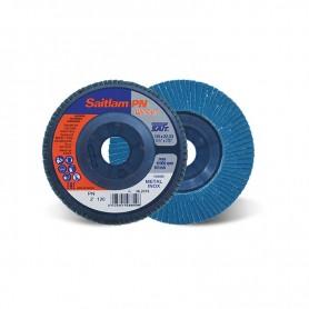 Disco abrasivo de laminado - 115-z 40 - saitlam-pn