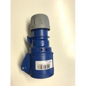 Faeg de conector industrial - fg23503 - 2p + t 16a 220v ip44