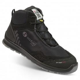 Alta zapatos de auckland - tg.44 - negro