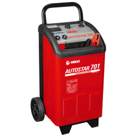 Cargador de batería helvi - autostar 701 - 12/24v 230v