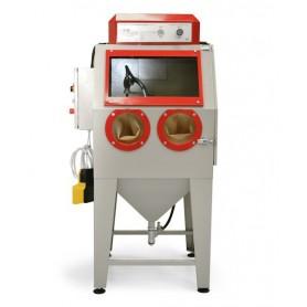 Chorro de arena de la máquina-pallinatrice - cab -