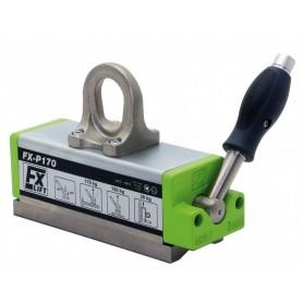 Levante el magnético vega fxp - kg. 170 fx-p - delgada de espesor y tubos-alemán