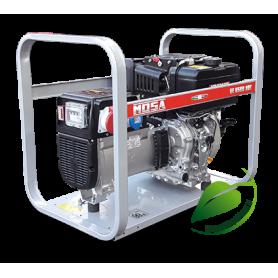Generador mosa desnudo 220/400 - ge 6500 ydt - motor yanmar