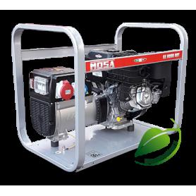Generador mosa desnudo 220/400 - ge 8000 bbt - b&s gasolina de motor