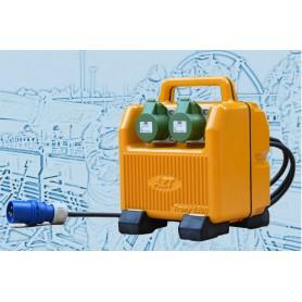 La electrónica del convertidor de trony - 1500 - 42v-200hz - az tecnología