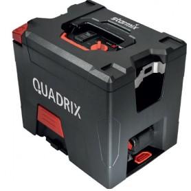 La aspiradora starmix quadrix - batería-18v - 2 batt.18v 5,2 ah con accesorios