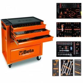 Gabinete de la BETA con surtido taller - 2400E/VG