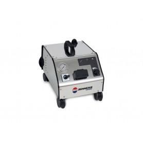 Limpiador de vapor profesional - bm2 phoenix - 10 bar-190°c-230-c/accesorios