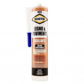 Sellador de madera bostik - nogal - ml.300 relleno