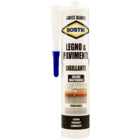 Sellador de madera bostik - blanco alerce - ml.300 relleno