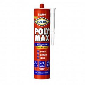 Bostik poly max express - gr.425 cartucho blanco