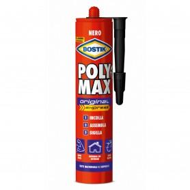 Bostik poly max express - gr.425 cartucho negro