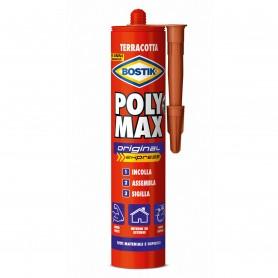 Bostik poly max express - gr.425 cartucho de terracota