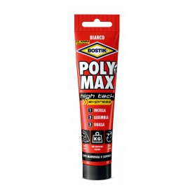 Bostik poly max high tack - gr.165 de la manguera - blanco