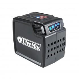 Batería om - 40v - bi 2,5 ah -