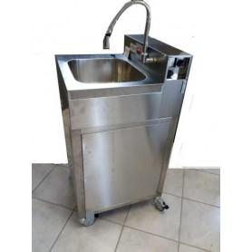 Fregadero de auto-sp hi-tech - hws 684 c/agua con tanque de agua