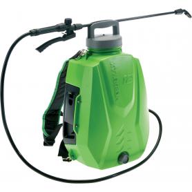 Pulverizador a batería mochila - lt. 12 el futuro - litio/c de la batería y el cargador
