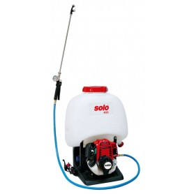 Pulverizador de hombro-a-motor - sólo sm433 - c/motor honda