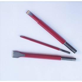 Cincel martillo para cuturi - mm. 4 - ataque de 7,5