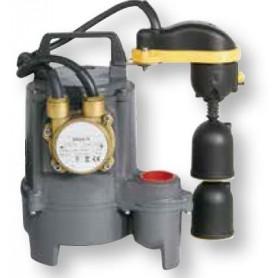 Bomba eléctrica comex - drenaje-75 - c/float ratón