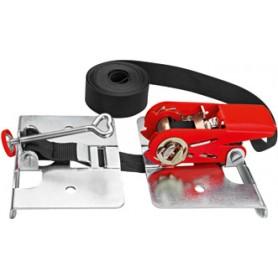 Abrazaderas para la colocación de parquet - la apertura de 650 mm - para terminados o laminado