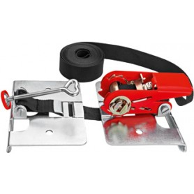 Abrazaderas para la colocación de parquet - apertura de 760 cm - para terminados o laminado