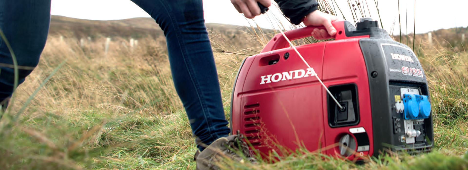 Generadores de Honda